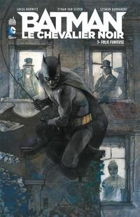 Batman le chevalier noir, tome 3 cover