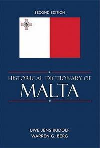 Historical Dictionary of Malta cover