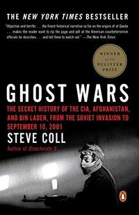 Ghost Wars cover