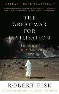 The Great War for Civilisation cover