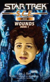 Wounds, Book 1 cover