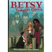 Betsy the Vampire Queen cover