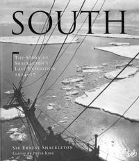 South: the story of Shackleton's last expedition cover