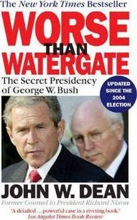 Worse than Watergate cover