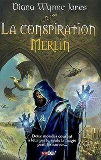 The Merlin Conspiracy cover