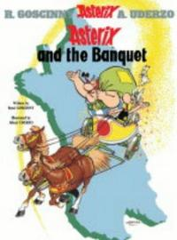 Asterix and the Banquet cover