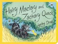 Hairy Maclary and Zachary Quack cover