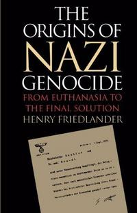 The Origins of Nazi Genocide cover