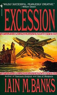 Excession cover