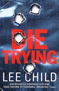 Die Trying cover