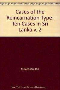 Cases of the reincarnation type cover