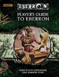 Player's Guide to Eberron cover