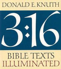 3:16 Bible Texts Illuminated cover