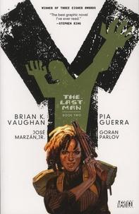 The Last Man  - Book 2 cover