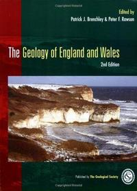 The Geology of England and Wales cover