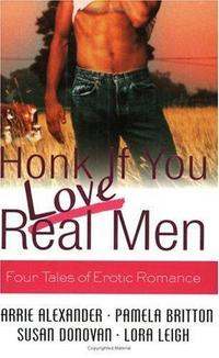 Honk if you love real men cover