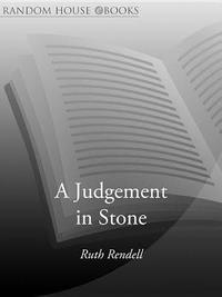 A Judgement in Stone cover