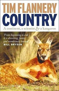 Country: A Continent, a Scientist & a Kangaroo cover