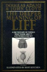 The Deeper Meaning of Liff cover
