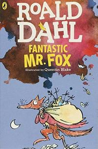 Fantastic Mr Fox cover