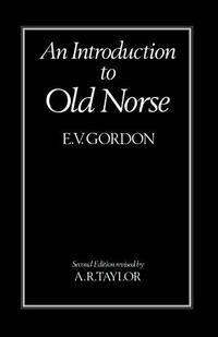 An Introduction to Old Norse cover