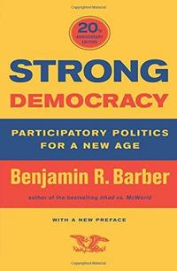 Strong Democracy cover