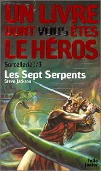 The Seven Serpents cover