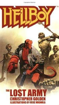Hellboy: The Lost Army cover