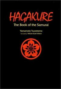 Hagakure: The Book of the Samurai cover