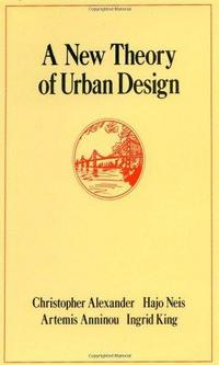 A New Theory of Urban Design cover