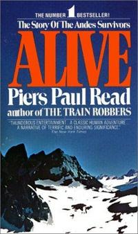 Alive: The Story of the Andes Survivors cover