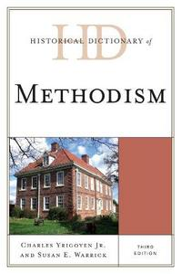 Historical Dictionary of Methodism cover