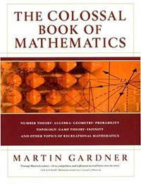 The Colossal Book of Mathematics cover