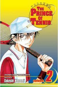 Prince du Tennis Tome 2 cover