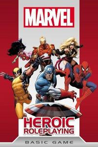 Marvel Heroic Roleplaying Basic Game cover