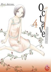 Octave, tome 4 cover