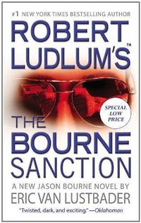The Bourne Sanction cover