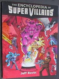 The Encyclopedia of Super Villains cover