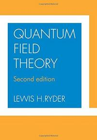 Quantum Field Theory cover