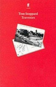 Travesties cover