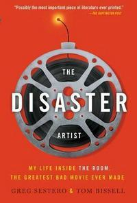 The Disaster Artist cover