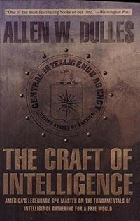 The Craft of Intelligence cover