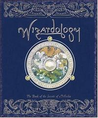 Wizardology: The Book of the Secrets of Merlin cover
