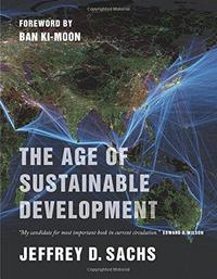 The Age of Sustainable Development cover