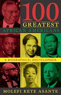 100 Greatest African Americans cover