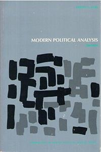 Modern political analysis cover