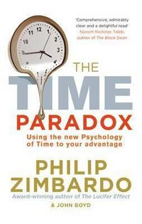 The Time Paradox cover