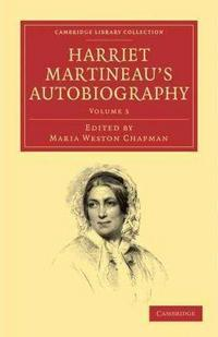 Harriet Martineau's Autobiography cover