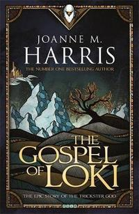 The Gospel of Loki cover