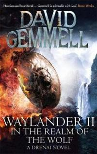 Waylander II: In the Realm of the Wolf cover